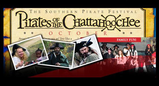 Pirates of the Chattahoochee Festival