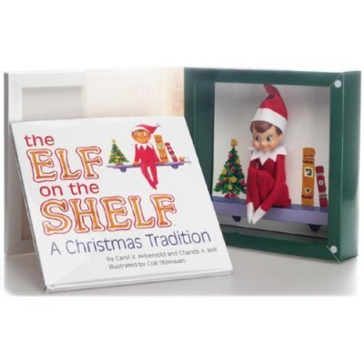 Review: Elf on the Shelf – A Christmas Tradition