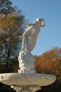 Dinglewood Fountain, Columbus