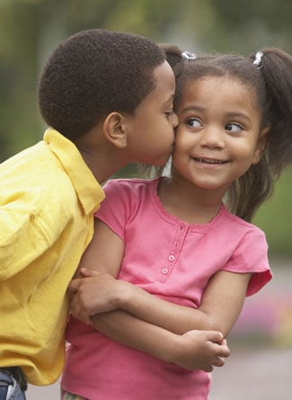 Surviving Your Child's Romantic Milestones