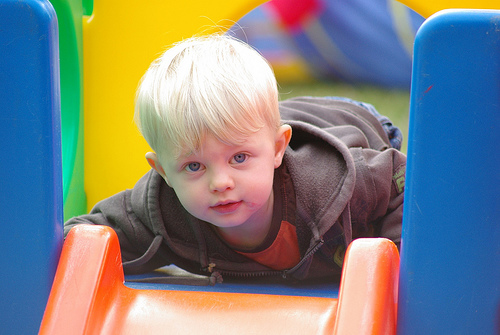 Playgroup for special-needs kids