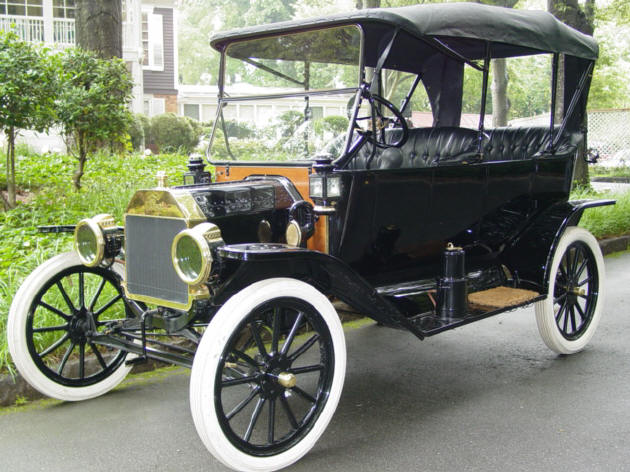 ELECTRIC TIN LIZZY | FORD MODEL T | ELECTRIC CAR CONVERSION
