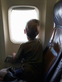 Is your child ready to fly alone?