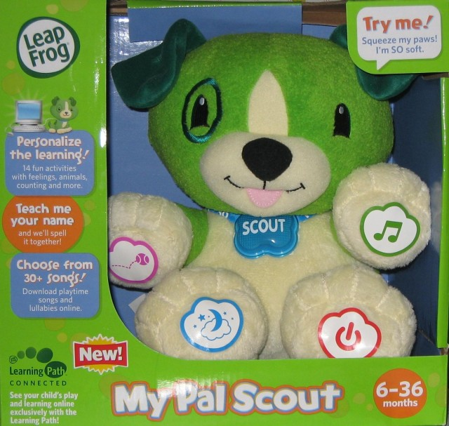 LeapFrog Recalls Electronic Plush Toys Due to Choking Hazard