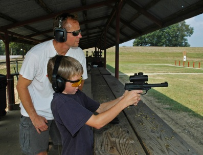 Youth Sportsman Day at Fort Benning