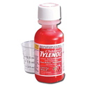 RECALL: Children's and Infant's TYLENOL liquid products