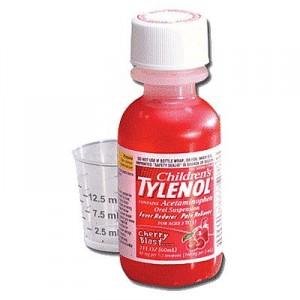 Children's Tylenol Liquid