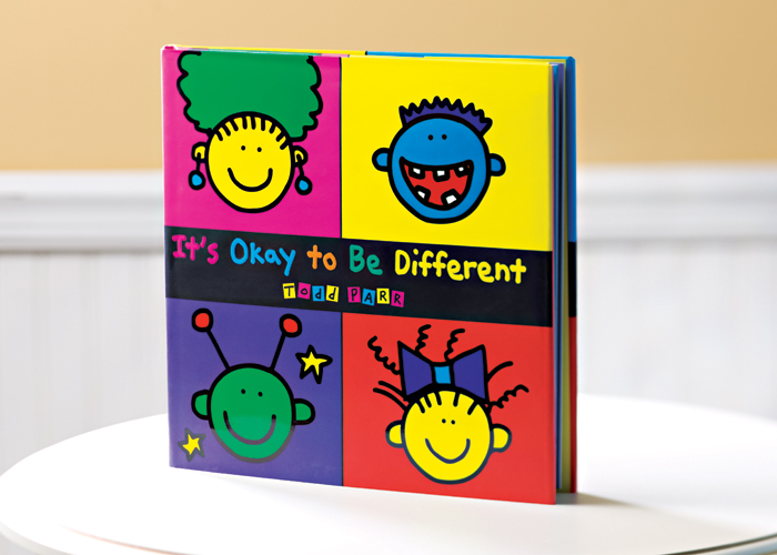 Storytime: It's Okay to be Different!