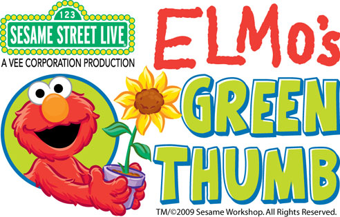 Sesame Street Live stage show at the Civic Center