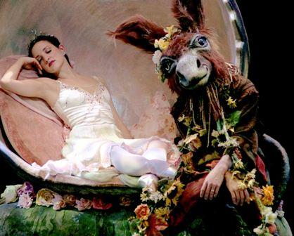 Ballet: A Midsummer Night's Dream & Swan Lake, Act II