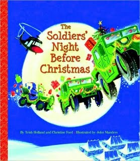 Fort Benning Parent to Parent presents: The Soldier's Night Before Christmas
