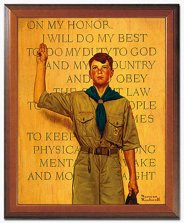 100 Year of Boy Scouting