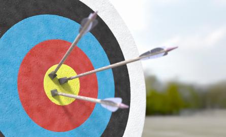 Hoyt Pro/Am Archery shoot at Uchee Creek