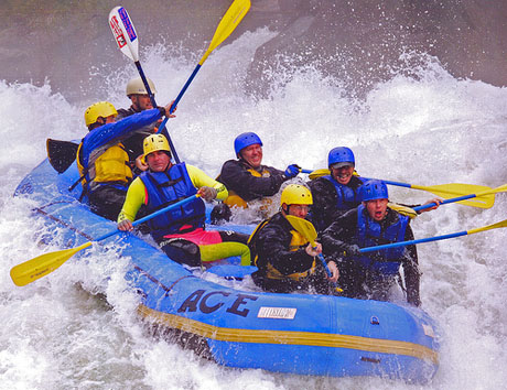 Whitewater rafting is coming to the valley