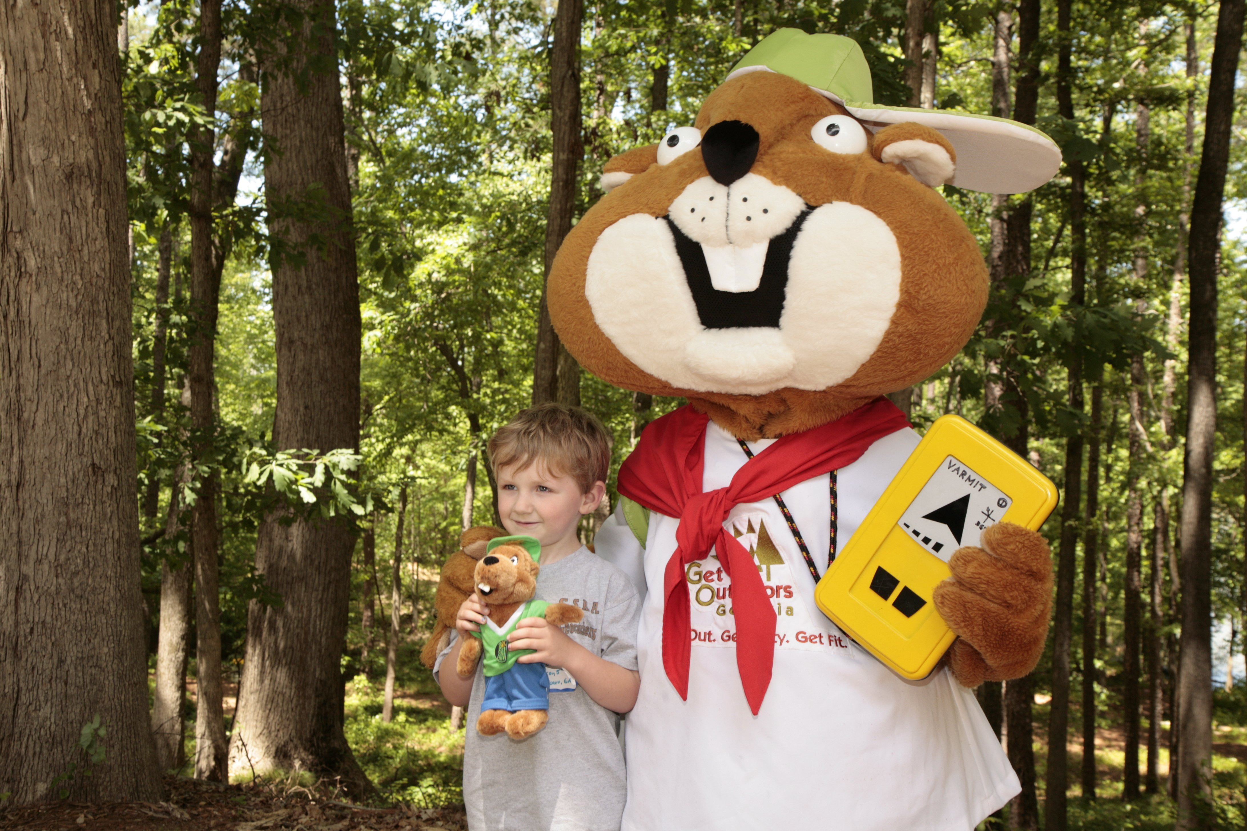 Geocaching arrives at GA State Parks