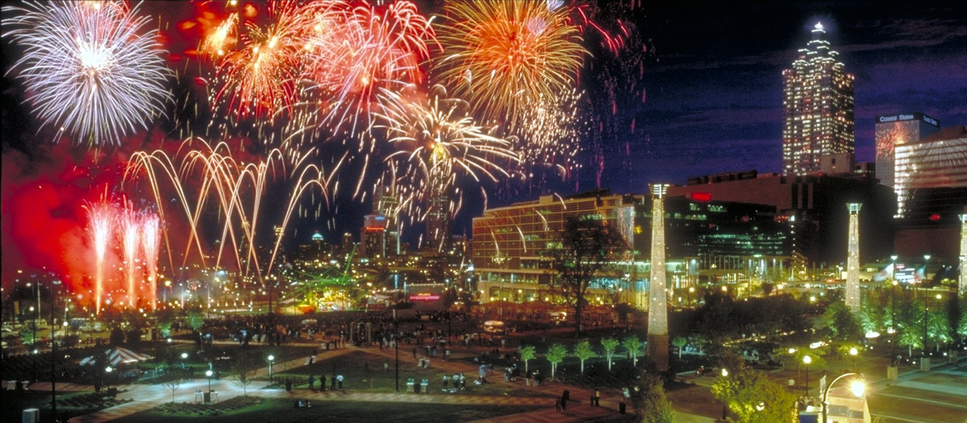Celebrate America All Over Atlanta Fourth Of July Events