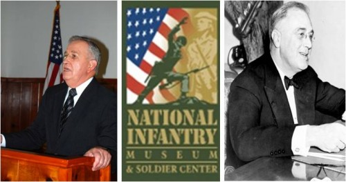 Living Historical Interpretation of Franklin D. Roosevelt