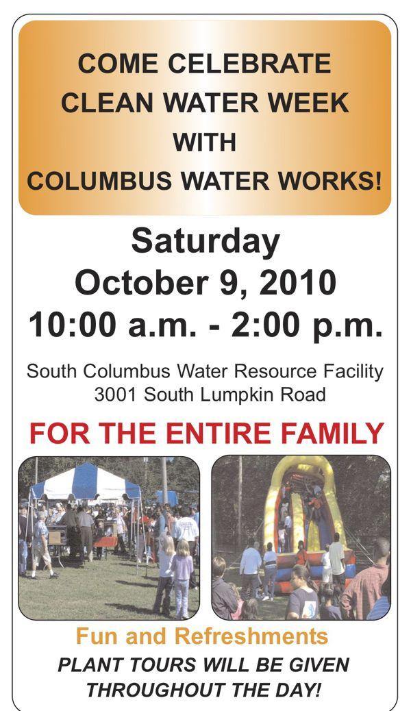 Celebrate Clean Water Week