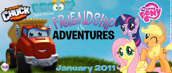January Kidtoons Movie