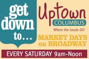 Uptown Market Days on Broadway