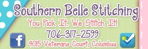 Southern Belle Stitching