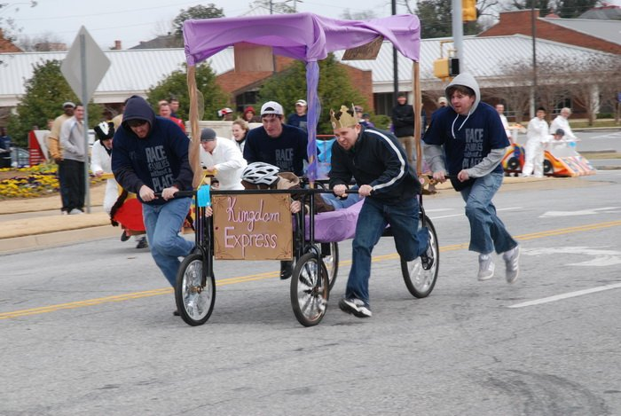 2011 VIP Bed Race : Muscogee Moms