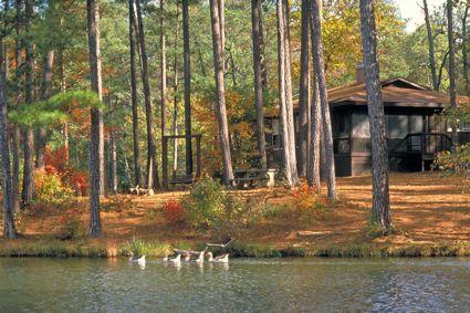 5 ways Georgia State Parks offer affordable spring break fun