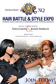 Hair Battle & Style Expo