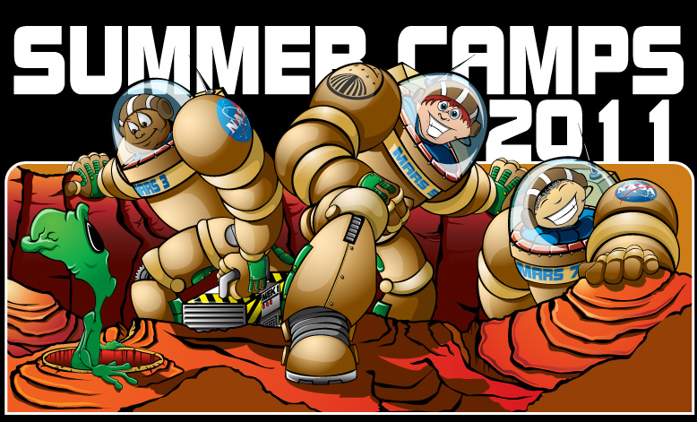 June Summer Camps at CCSSC