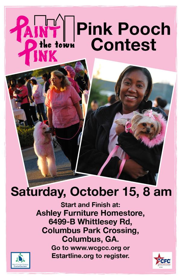 Pink Pooch Contest