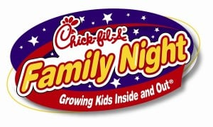 Family Night at Chick-fil-A @ Chick-fil-A Wynnton Road | Columbus | Georgia | United States