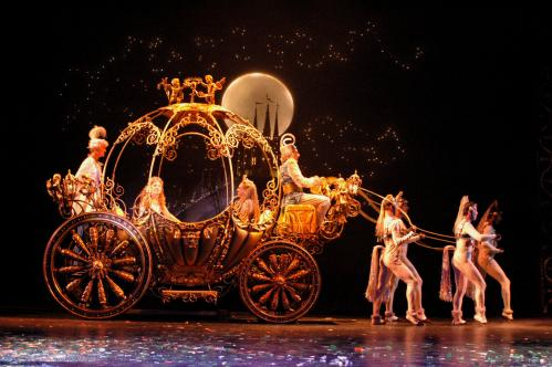 Cinderella @ The Springer Opera House