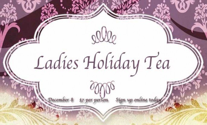 Ladies Holiday Tea @ Calvary Baptist Church - Muscogee Moms
