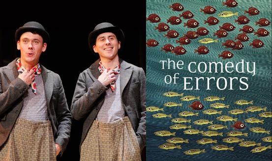 The Comedy of Errors @ The RiverCenter