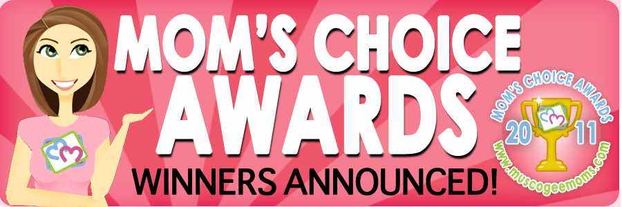 2011 Mom's Choice Award winners