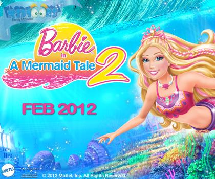 February 2012 Kidtoons Movie