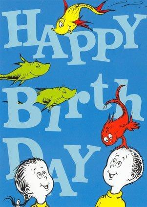 Dr Seuss Birthday Bash 2014