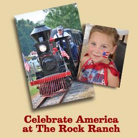 Celebrate America @ The Rock Ranch