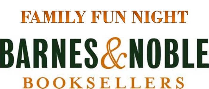Family Fun Night At Barnes Noble