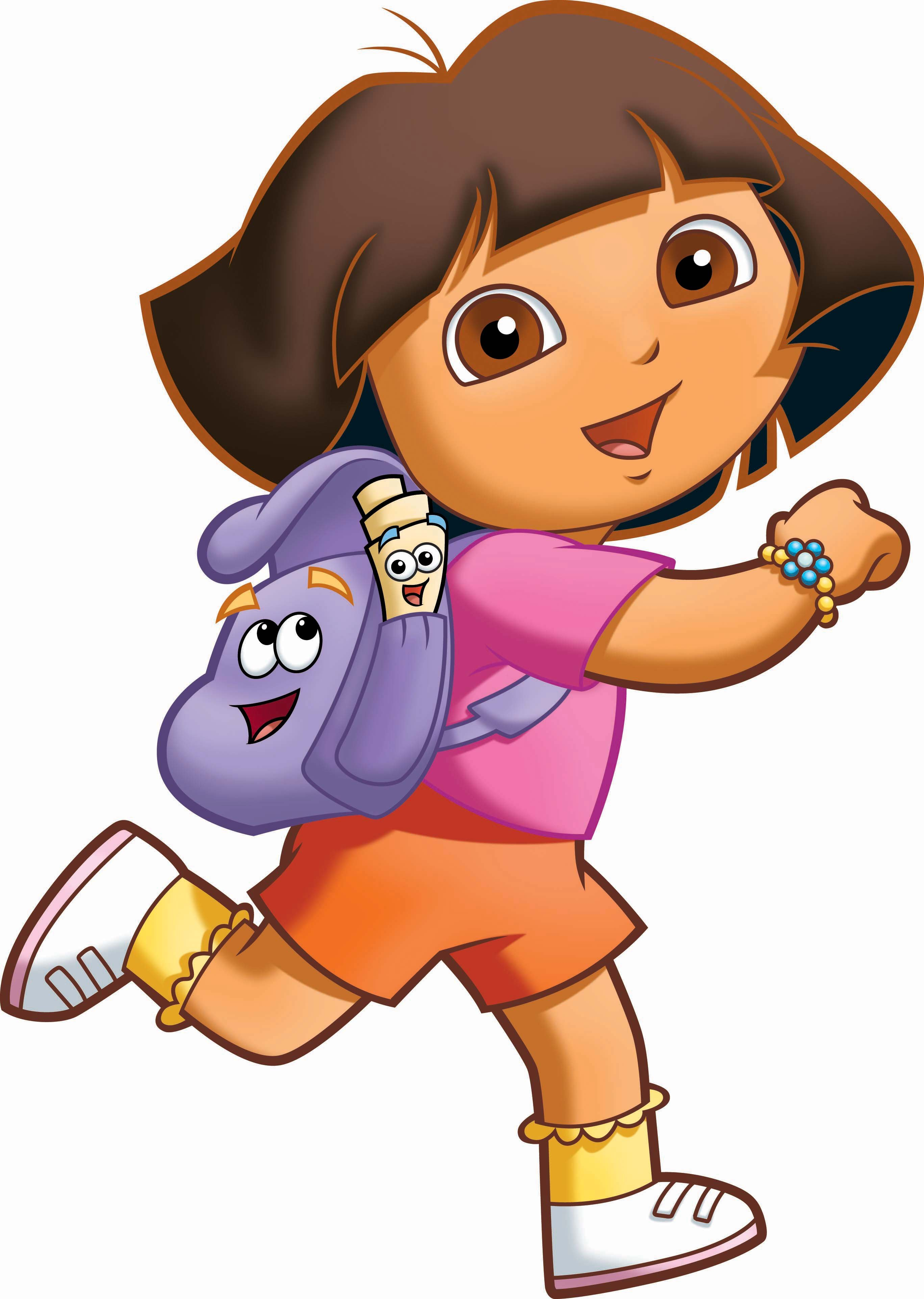 Dora   Diego   S Adventure Camp
