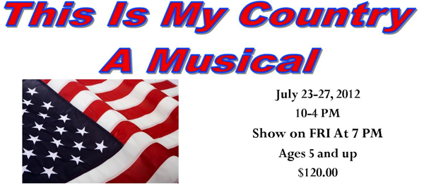 GIVEAWAY: $50 Gift Certificate to Family Theatre Musical Camp