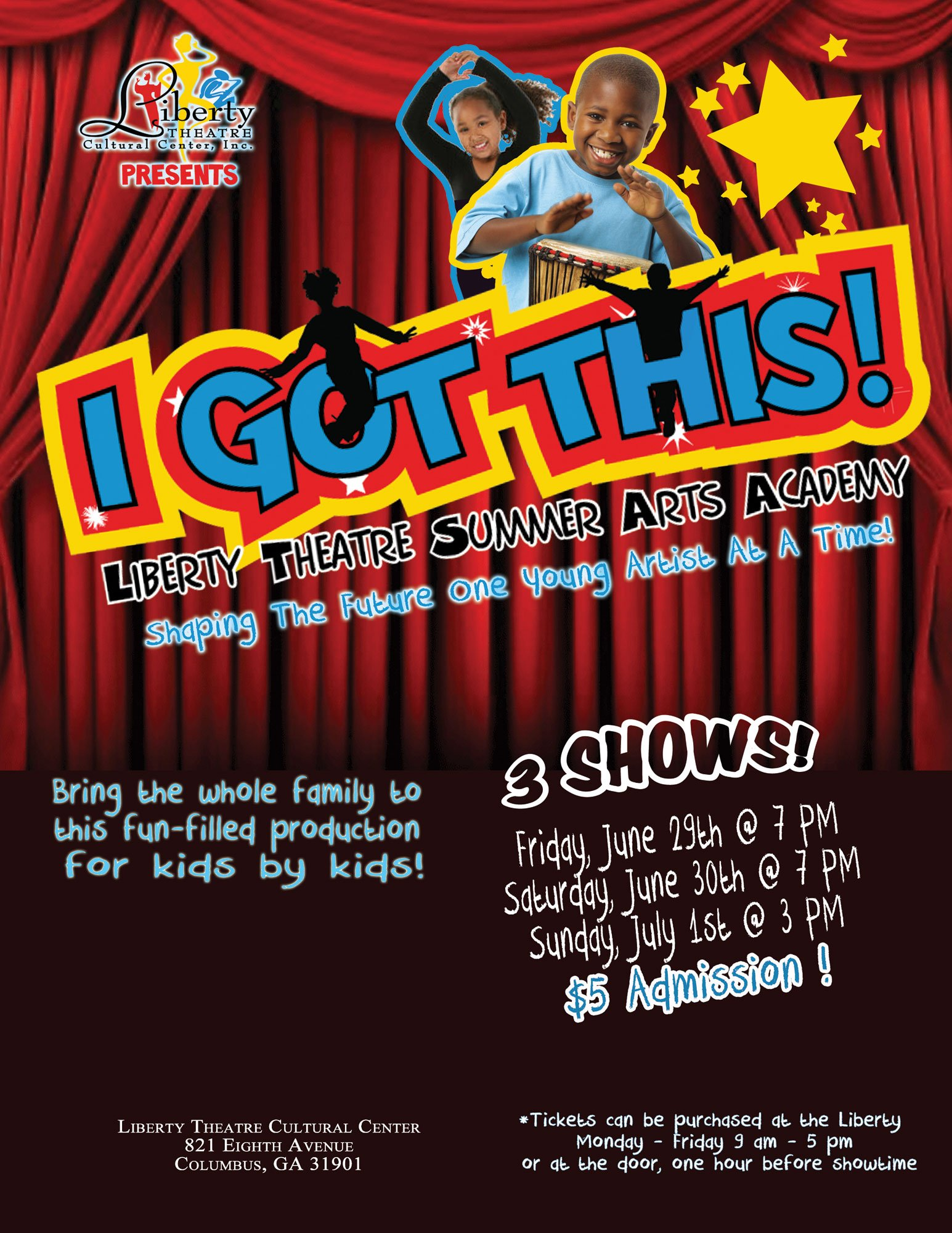 """""""I Got This"""" Musical For Kids By Kids"""