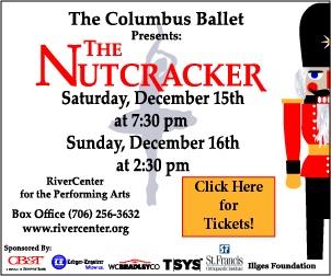 Columbus Ballet ad