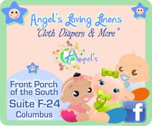 Angels Loving Linens ad