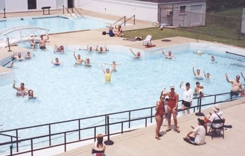 Swim the Warm Springs