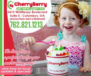 Cherry Berry ad