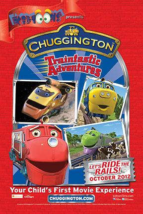 Kidtoons: Chuggington Trainstastic Adventures