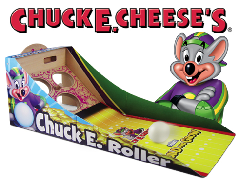 Lowes Build and Grow: Chuck E. Roller