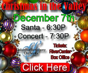 CSO Christmas Concert ad