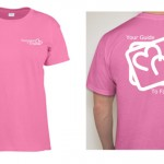 MMoms Pink t-shirts